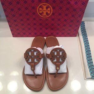 Tory Burch miller sandal/size 7.5
